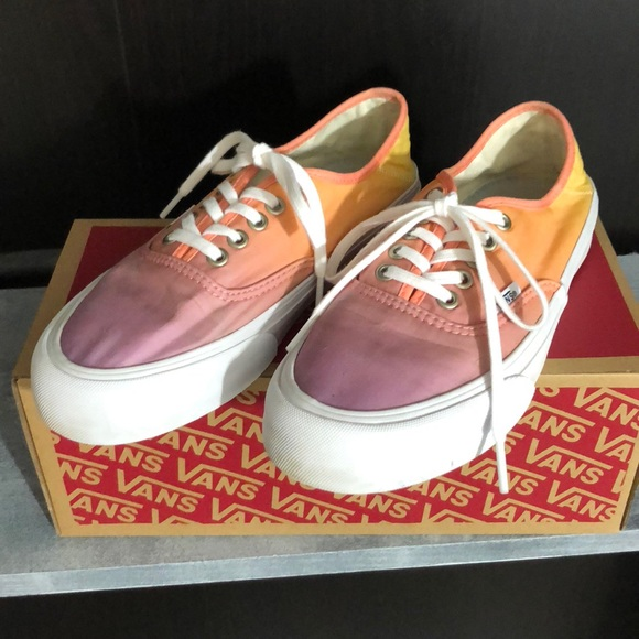 b9a036932d Vans Shoes - Sunset Vans